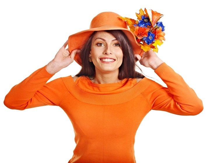 ¿Que significa el color Naranja en la personalidad?
