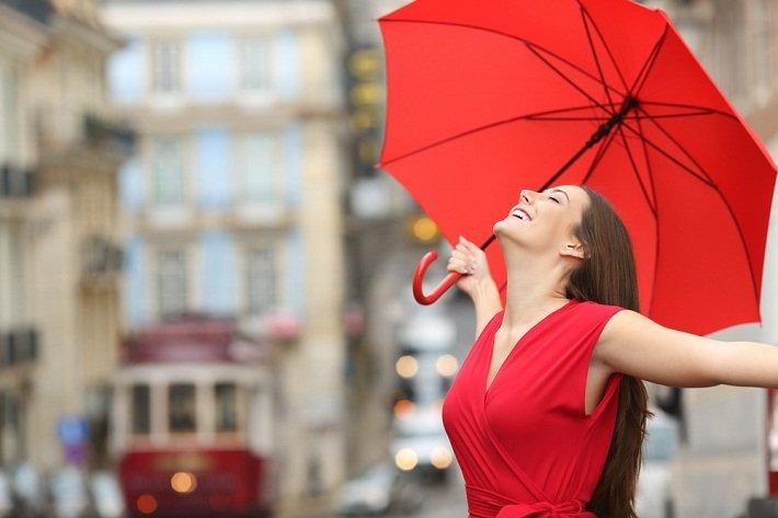 ¿Que significa el color Rojo en la personalidad?