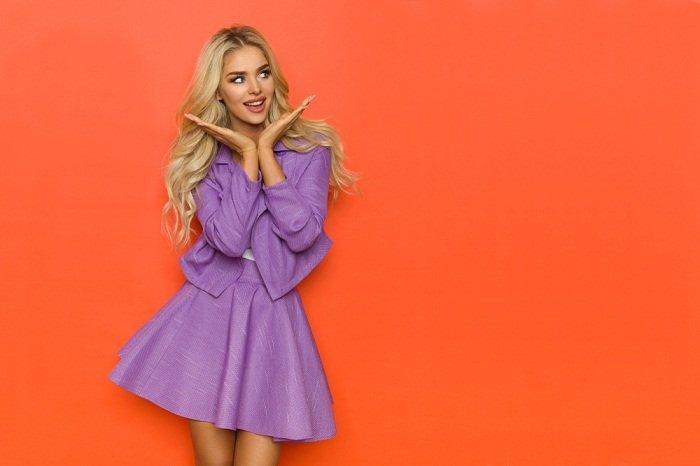 ¿Que significa el color Violeta en la personalidad?