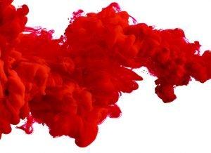 Significado del Color Rojo