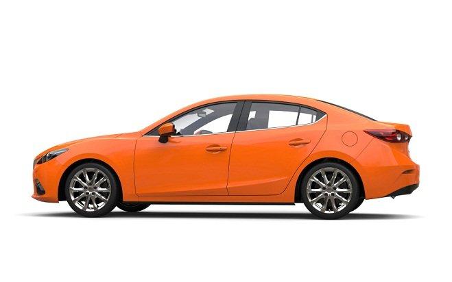 Significado del color Naranja en autos