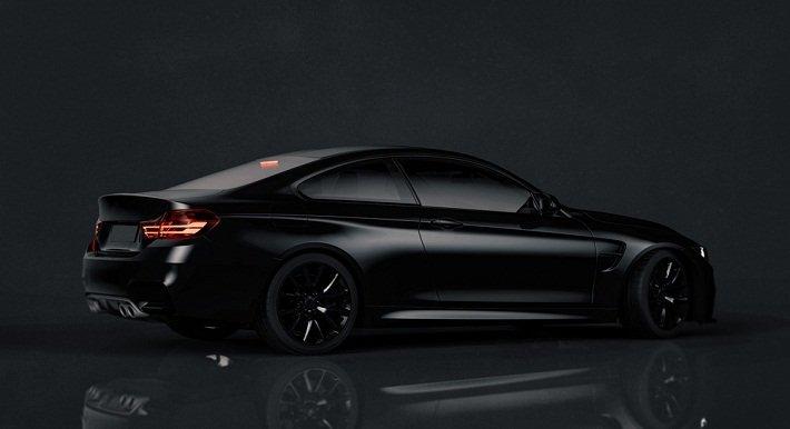 Significado del color Negro en autos