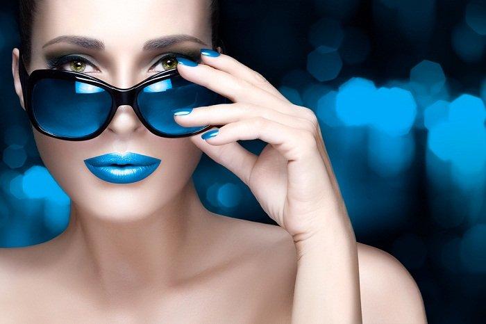 que significa el color Azul en la personalidad