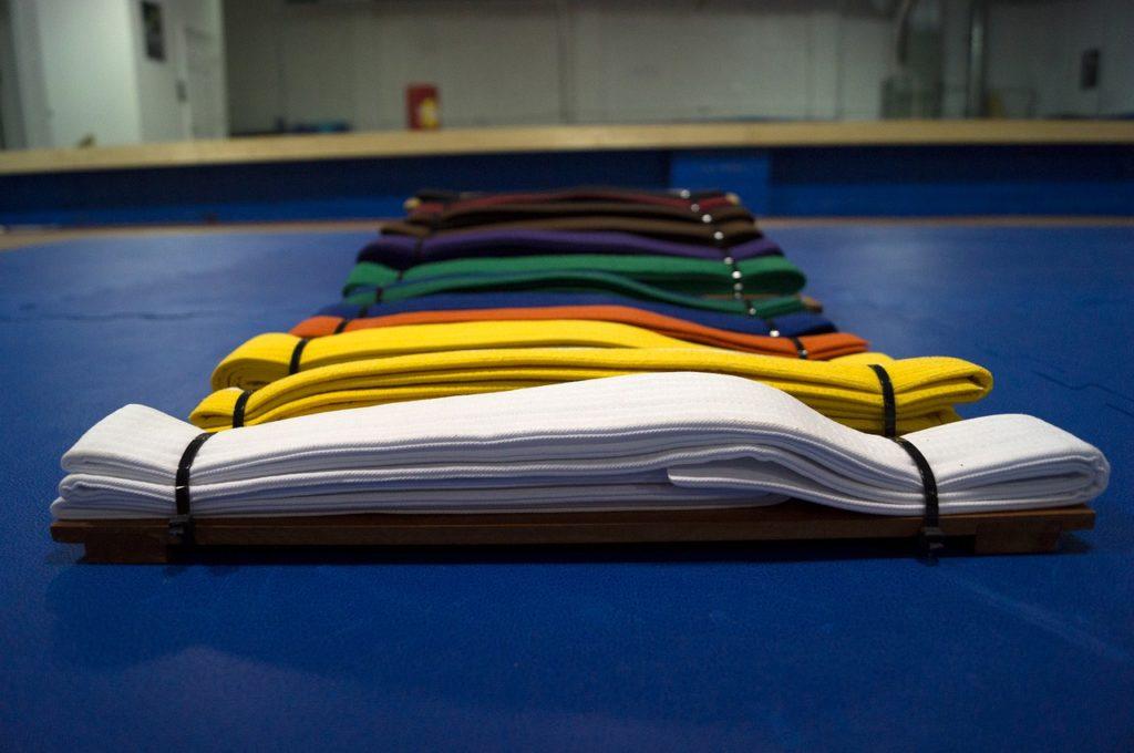 Significado del Color de los Cinturones de Karate