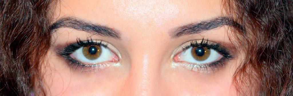 Significado de los ojos marrones